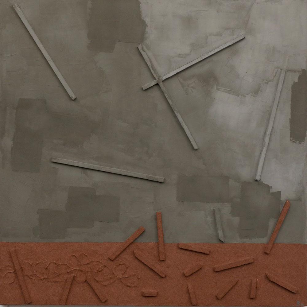 Obras Elias Cochón Rei_Pinturas y Esculturas